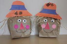 scarecrow crafts for kindergarten - Google Search