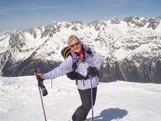 Chamonix Mont Blanc for ski thrills