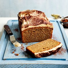 Cappuccino Loaf Cake