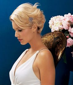 25 best wedding hairstyles for short hair 2012 2013 short short hairstyles for wedding bridesmaid