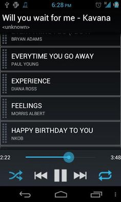 "This is the my very first android app. It is the result after a month learning how to make an android application.<p>It is a Simple Music Player.<br>It has a <br>+ List of all songs<br>+ Control panel to control play/next/previous shuffle and repeat.<br>+ Notification on status bar.<p>That's all. Just open and play music.<p>By the way, it is open source: <a href=""https://www.google.com/url?q=https://github.com/lehn85/simplemusicplayer&sa=D&usg=AFQjCNFVtMIij1DZHp-5Izoif9gNNnFlRQ""…"