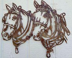 я Draft Horses