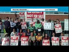Rachel Maddow - Oil corporation invests in local candidates