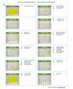 Year Round Homeschooling Scheduling Ideas