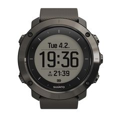 5ea351e5da4 Buy a Suunto Traverse Graphite GPS Outdoor Watch SS022226000 online at  unbeatable prices by UK s top