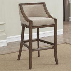 Darby Home Co Cormiers Counter Stool & Reviews   Wayfair