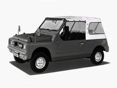 Image result for 1969 Mitsubishi Minica GD