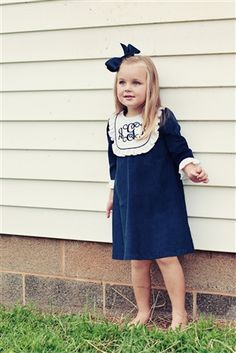 My tastes in children's clothes give away that I was raised in the South.