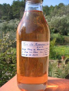 Le Vin au Romarin - La Cachina
