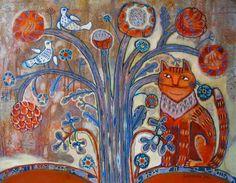 Beautiful art from Belarus – Anna Silivonchik