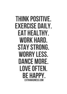 For more fitness motivation: in-pursuit-of-fitnessFor healthy...