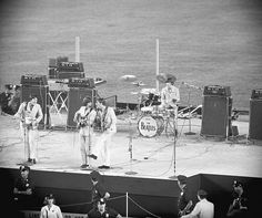 Olympia Stadium, The Beatles Live, Shea Stadium, Kinds Of Dance, Liverpool England, Like Animals, Lady And Gentlemen, See Picture, Good Music