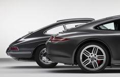 porsche celebrates 50th anniversary of the 911 #design #auto #storia