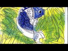 La leyenda del pez Koi, el pez celestial. El pez Koi( Koi significa carpa) es un símbolo muy venerado en Asia y asociado a los niños por los valores que representa:  valor, resistencia y perseverancia. En este cuento, el pez Koi es el único de todos los peces capaz de nadar contra corriente y superar las dificultades sin rendirse nunca, intentándolo una y otra vez para conseguir su sueño y convertirse en pez celestial.