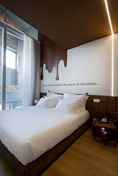 A chocolate hotel?!?! Yum! Fabrica do Chocolate hotel, Viana do Castelo, Portugal