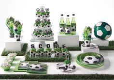 Fußball party www.partyboxes.at