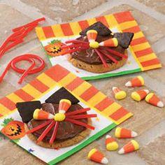 12 Creative, Creepy, Crawly and Crafty Halloween Cookies