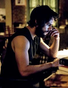 New Stills of Dylan O'Brien as Mitch Rapp in American Assassin