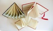 accordion / concertina books