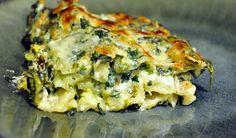 Garden Style Lasagna