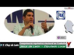 #VOCESOPINION 111 NUEVA LEY ELECTORAL #COAHUILA @CHUYDELEON