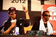 DJSpinn DJRashad #sonar2012