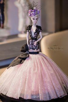 OOAK Barbie by Matt Sutton