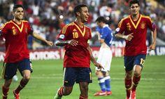 La tesis de Thiago y el reinado de España - Notas del Fútbol