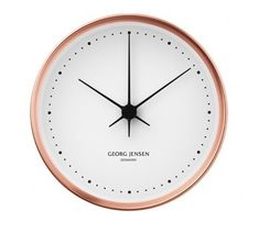 Copper Clock | 22 Stunning Copper Items You Need In Your House