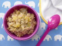 Steckrübenbrei mit Nudeln - Mittagsbrei ab 9. Monat   Kalorien: 210 Kcal - Zeit: 25 Min.   http://eatsmarter.de/rezepte/steckruebenbrei-nudeln