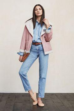 Cool coat.