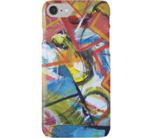 Where Joyce and I Differ - Original artwork by Susan Phillips Hicks of Melasdesign.  iPhone Case/Skin