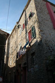 Cipressa (IM), centro storico