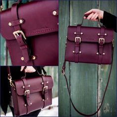 Relic Leather Co. | Oldenburg Small Messenger bag