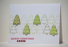 The Stamping Shac: Holiday Card Workshop