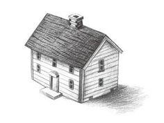 Haus selber zeichnen - Anleitung-dekoking-com-3