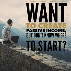 Do you want to be free from needing a paycheck? Then passive income is about to become your best friend.