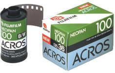 Report: Fuji to discontinue ACROS 100 film in October 2018 | Photo Rumors