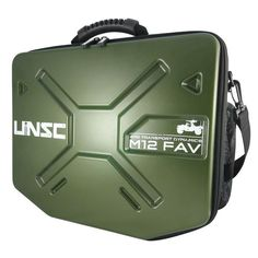 Halo UNSC Warthog Messenger Bag