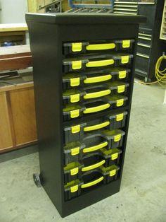 Screw Storage
