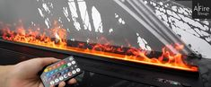 Advance & Prestige Water vapor fireplace inserts | AFIRE new ranges #WaterVaporFireplace #WaterVaporFireplaceInsert #FireplaceInsert #3DFireplace #WaterFireplace #VaporFireplace #ElectricFireplace #WaterVaporElectricFireplace #HotelFireplace #RestaurantFireplace #SpaFireplace #Fireplace #ColdFlamesFireplace #SteamFireplace #WaterVaporFire #WaterVapourFireplace #DecorativeFireplace #ModernFireplace #DesignFireplace Control, Fireplace Inserts, Electric Fireplace, The Prestige, Remote, Electric Fireplaces, Modern Fireplaces, Decorative Fireplace, Wall Tv