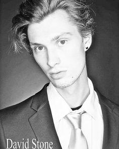 Model/Actor David Stone