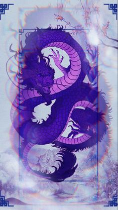 Dragon Wallpaper Iphone, Japanese Wallpaper Iphone, Dark Wallpaper Iphone, Mood Wallpaper, Iphone Wallpaper Tumblr Aesthetic, Iphone Background Wallpaper, Cartoon Wallpaper, Dark Purple Wallpaper, Dope Wallpapers