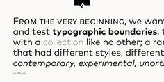 FF Mark® - Webfont & Desktop font « MyFonts