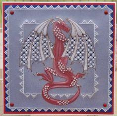 Carol's Parchment Place: Judith Maslen pattern