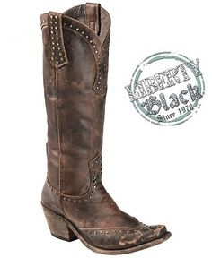 #libertyblackboots http://www.rockytopleather.com/products/liberty-black-toscano-t-moro-distressed-brown-cowboy-boot.html