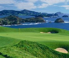 I want to play here. The truly breathtaking Kauri Cliffs