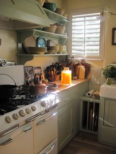 ~~~ Sharon Lovejoy: Won't You Join Us for a Kitchen Visit?