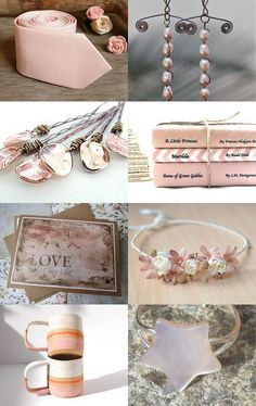 Blush by Andrea Dawn on Etsy--Pinned with TreasuryPin.com You Are Awesome, Pretty In Pink, Dawn, Lavender, Blush, Place Card Holders, Colors, Etsy, You Are Wonderful