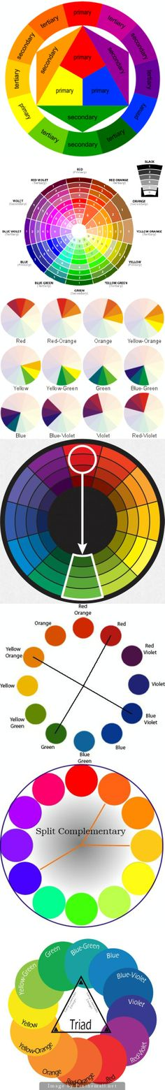Interior Design and Colour Theory
